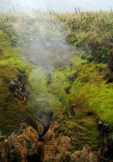 Free Nature S Steam Pipe Stock Images - 669204
