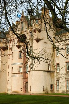 Free Fyvie Castle Stock Photography - 669662