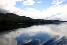 Reflexion In Alaska