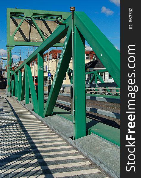 Articulated bridge 3