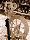 Free Spinning Wheel Stock Photos - 6602693