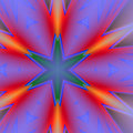 Free Green Star Royalty Free Stock Image - 6604626