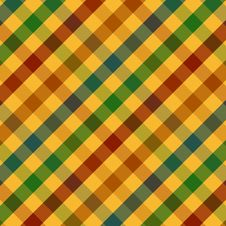 Free Fall Plaid Pattern Stock Photos - 6600403