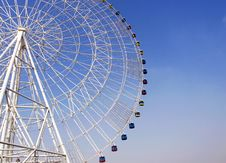 Free Ferris Wheel Royalty Free Stock Images - 6602029