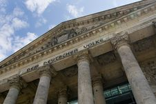 Free Berlin Reichstag Stock Image - 6602041