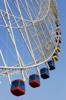 Free Ferris Wheel Stock Photography - 6602192