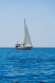 Free Sailboat Royalty Free Stock Photo - 6602555