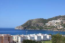 Free Headland ( Cerro Gordo , Spain ) Royalty Free Stock Images - 6602679