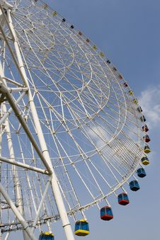 Free Ferris Wheel Royalty Free Stock Image - 6603286