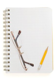 Free Spiral Notepad Stock Photo - 6603340