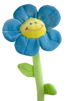 Smiling Flower Stock Images