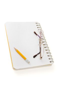 Free Spiral Notepad Stock Photo - 6603590