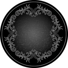 Free Black Frame Stock Image - 6604311