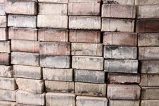 Free Bricks Royalty Free Stock Photography - 6604817