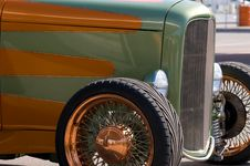 Hot Rod 3 Stock Photos