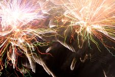 Free Fireworks! Royalty Free Stock Photography - 6605207