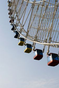 Free Ferris Wheel Stock Image - 6605621