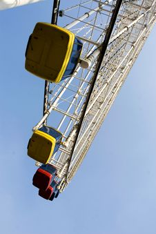 Free Ferris Wheel Royalty Free Stock Photography - 6605627