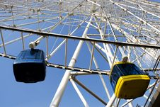 Free Ferris Wheel Royalty Free Stock Photos - 6605638