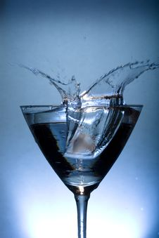 Free Water Splashing! Stock Photo - 6606700