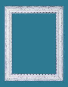 Free White Photo Frame Stock Photography - 6606742