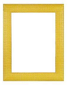 Free Gold Picture Frame Royalty Free Stock Photography - 6606757