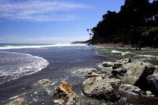 Free Rocky Coast Royalty Free Stock Image - 6606916