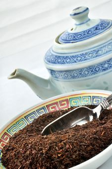 Free Tea And Teapot Royalty Free Stock Image - 6608236