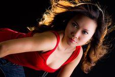 Free Glamourous Diva Stock Photos - 6608253