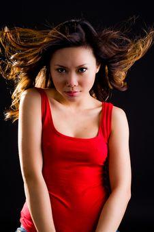 Free Glamourous Diva Royalty Free Stock Photo - 6608265