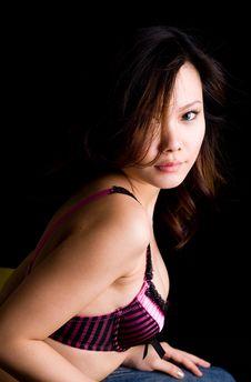 Free Sexy Asian Woman Royalty Free Stock Photos - 6608438