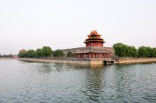 Free Chinese Style Building Royalty Free Stock Image - 6609626