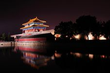 Free Chinese Style Building Royalty Free Stock Photography - 6609647