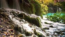 Free Waterfall Of The Forest Stock Photography - 6609842