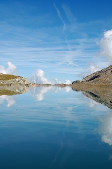 Mountain Mirror 5 Royalty Free Stock Image