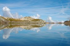 Mountain Mirror 6 Royalty Free Stock Photography