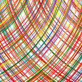 Free Abstract Rainbow Curved Stripes Color Line Art Vector Background Stock Image - 66033451
