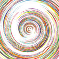 Free Abstract Spiral Lines Color Vector Background Stock Images - 66065944