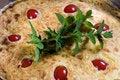 Free Potato And Onion Omlette Stock Photo - 6610380
