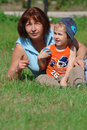 Free Grandmother And Grandson Royalty Free Stock Photos - 6611288