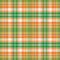 Free Halloween Plaid Royalty Free Stock Image - 6611876