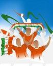 Free Niger Crowd Stock Image - 6617801