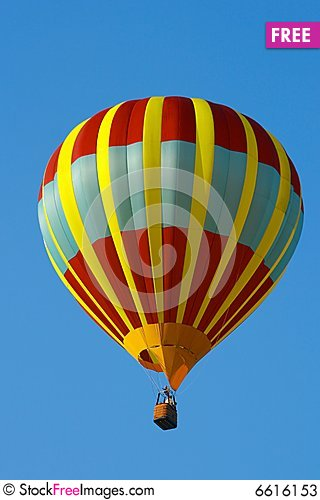 Free Hot Air Balloon Stock Photos - 6616153