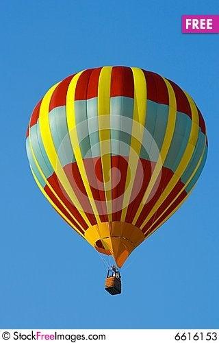 Free Hot Air Balloon Stock Photos - 6616153