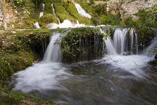 Free Waterfall In Krka Royalty Free Stock Photo - 6610575