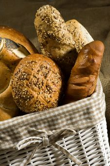 Free Bread And Buns Stock Photography - 6610732