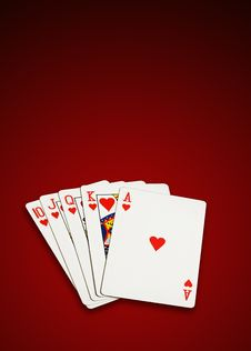 Free Four Aces Stock Photography - 6610862