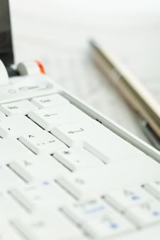 Free Mini Laptop Stock Image - 6611801