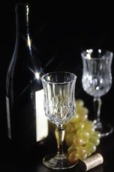 Free White Wine Royalty Free Stock Images - 6612089