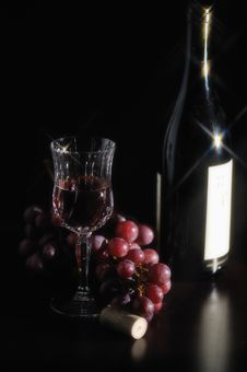 Free Red Red Wine 2 Stock Image - 6612361